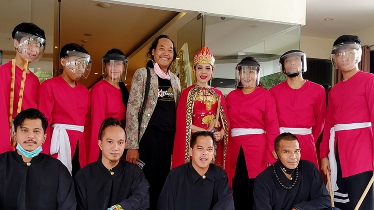 The Cultural Performances – Glorious Majapahit